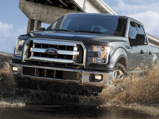 Ford F-150 crowned Most Talked About Car so far in 2017