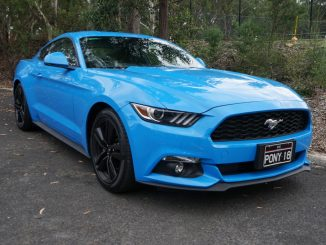 017 Ford Mustang Ecoboost Review