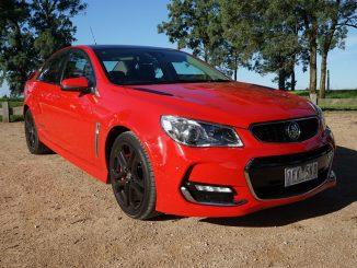 2017 Holden Commodore SS V Redline Review