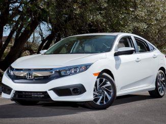 2017 Honda Civic tops small car comparison test