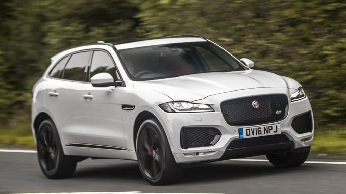 Jaguar F-PACE is 2017 World Car of the Year