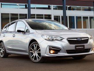Safety tick for new Subaru XV and Impreza
