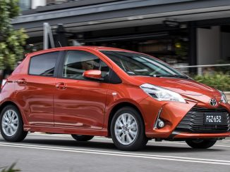 2017 Toyota Yaris ZR Review