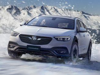 2018 Holden Commodore Tourer confirmed