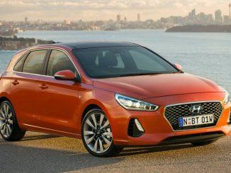 2018 Hyundai i30 gets five-star safety score