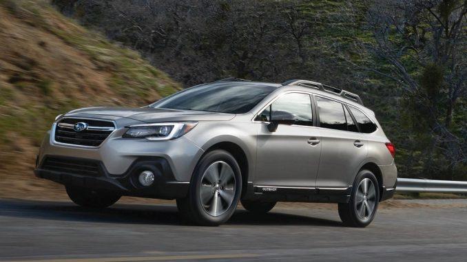 Subaru Outback set for 2017 refresh