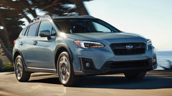 2018 Subaru XV about to launch in the U.S.