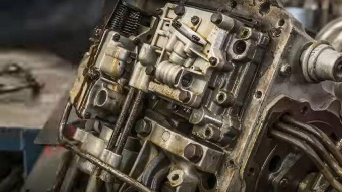 Automatic Transmission rebuild