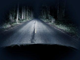 Easy tips for safer driving in the dark