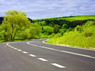 How to stay safe on country roads