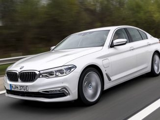 BMW launches plug-in hybrid 5 Series