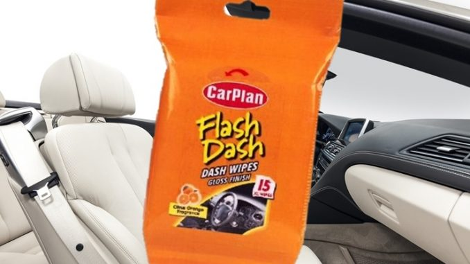 CarPlan Flash Dash