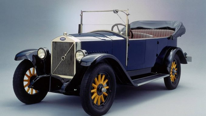 90 Years of Volvo Cars
