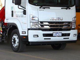 Isuzu F-Series trucks recalled over tyre issue
