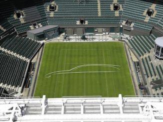 Wimbledon debut for Jaguar XF Sportbrake
