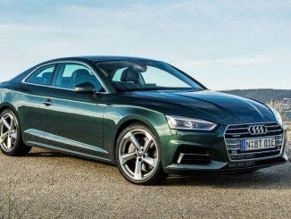 2017 Audi A5 2.0 TFSI Review