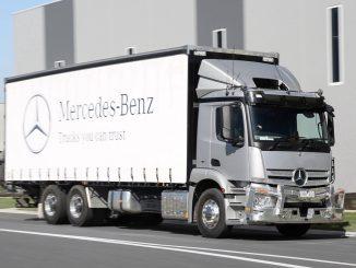 New Mercedes-Benz rigids launched in Brisbane