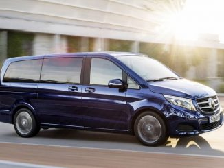 New diesel engine option for Mercedes-Benz V-Class
