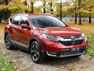 2018 Honda CR-V Australian pricing confirmed