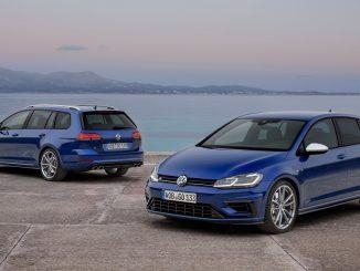 Volkswagen confirms pricing for Golf R models