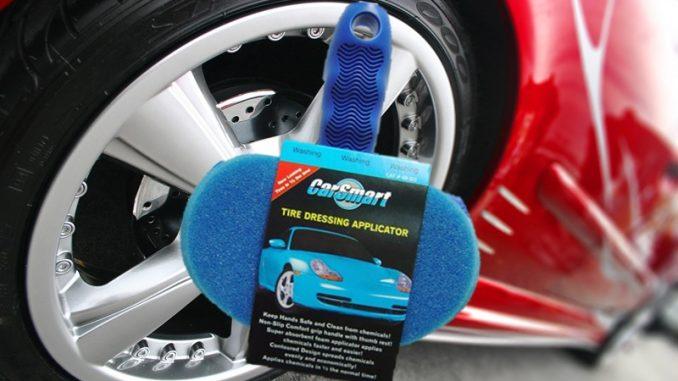 CarPlan Tyre Applicator Brush