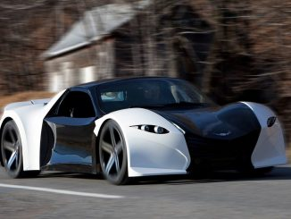 Tomahawk Electric supercar to enter production next year