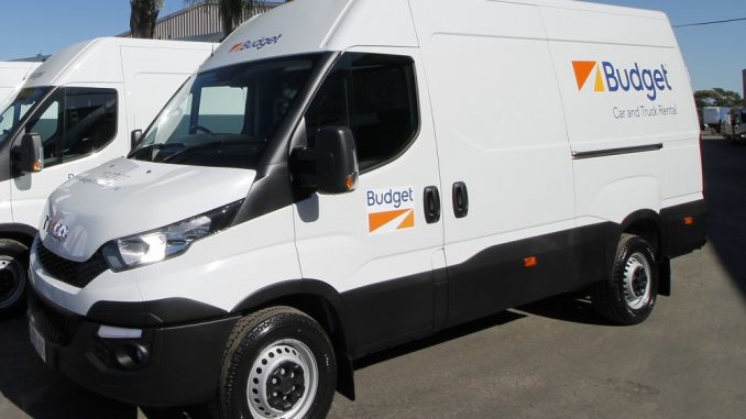 Iveco Daily making serious in-roads into rental segment