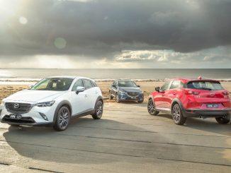 Mazda launches updated CX-3