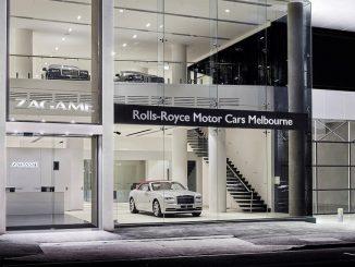 New Rolls-Royce dealer for Melbourne
