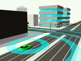 Cadillac introduces vehicle to vehicle communications