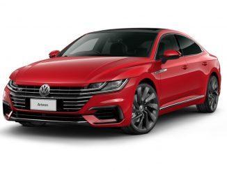 Volkswagen announces Arteon R-Line specs