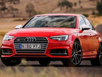 2017 Audi S4 3.0 TFSI Quattro Tiptronic Review