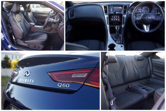 2017 Infiniti Q60 GT Review
