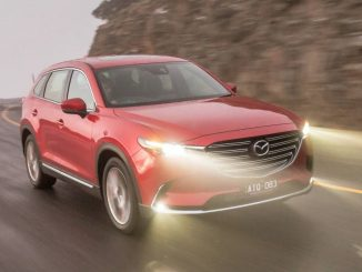 More safety accolades for Mazda CX-9