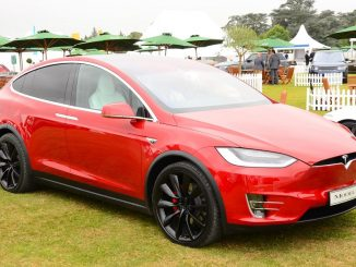 Airbag fault recall for Tesla Model X