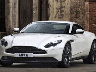 395kW V8 for Aston Martin DB11
