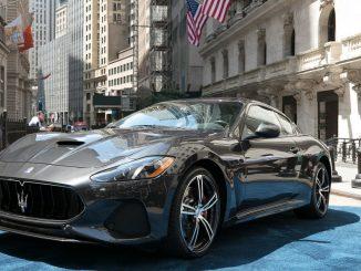 Facelift for 2018 Maserati GranTurismo