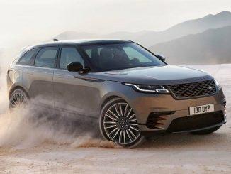 December arrival for Range Rover Velar