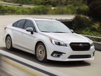 U.S. launch gives hints on 2018 Subaru Liberty