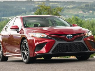 2018 Toyota Camry due in November