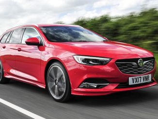 New Holden Commodore wagon launched in Europe