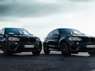 BMW X5/X6 Black Fire Edition confirmed