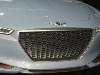 Frankfurt debut likely for Genesis G70