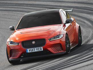 No Aussie arrival for Jaguar XE SV Project 8