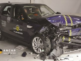 Five-Star Safety for 2018 Land Rover Discovery