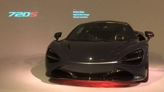 McLaren 720S launched in Australia