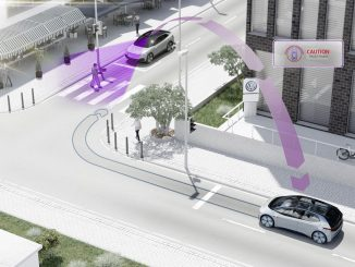 Volkswagen to lead in vehicle-to-infrastructure tech