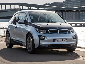 2013 bmw i3 electric car