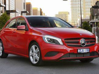 Brake issue sparks Mercedes-Benz A-Class/B-Class recall