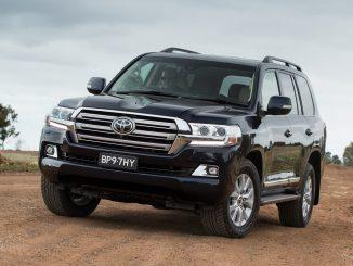 Australia now LandCruiser's biggest market